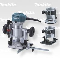 MAKITA RT0700CX2J, синий