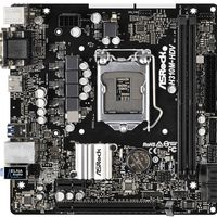 ASRock H310M-HDV , S1151 Intel H310 mATX