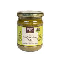💚 🌿 Pastă cremă din fistic și semințe de cânepă, 250 ml