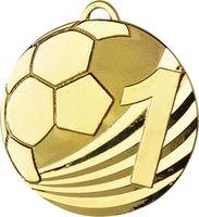 Медаль D50/MD2450G золото