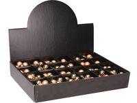 купить Набор шаров 10X25mm 5матов, 5глянц, золотой, в связке в Кишинёве