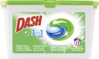 Капсулы для стирки Dash 3in1 (12 шт)