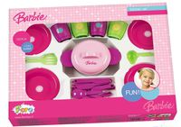 Faro Set Barbie Icb Dishes (2730)