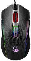 Игровая мышь Bloody P93s, оптическая, 100-8000 точек на дюйм, 8 кнопок, RGB, макро, симметричный, USB