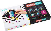 Cubika Wooden Pixel Деревянная Мозаика