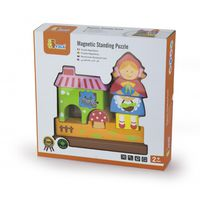 Magnetic 3D Puzzle - Red Riding Hood