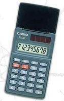 Калькулятор Casio SL-150-BK-S-GH