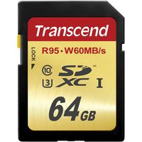 TRANSCEND 64GB TS64GSDU3, cиний