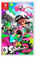 Видео игра Nintendo Splatoon 2 (Switch)
