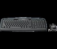 Беспроводная Клавиатура + мышь Logitech MK330, Black