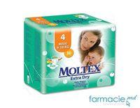 Scutece Moltex 3 (4-9 kg)  MIDI Extra Dry N 32 (  2311130 /2313670)