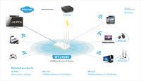 cumpără NETIS WF2409E (4 LAN PORTS) viteza de pana la 300 Mbps în Chișinău