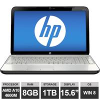 Ноутбук HP Pavilion G6 White
