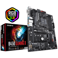 MB AM4 Gigabyte B450 GAMING X 1.0  ATX
