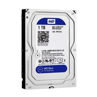 "3.5"" HDD  1.0TB-SATA- 64MB   Western Digital ""Blue"