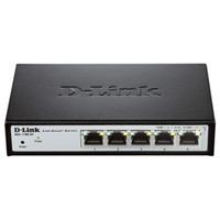 5-port 10/100/1000 Base-TX EASY SMART, D-Link DGS-1100-05
