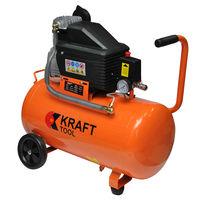 Компрессор 2000W 8 Bar  KT55L KraftTool