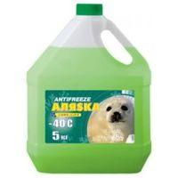 Антифриз Аляска -40 5л. (зеленый)