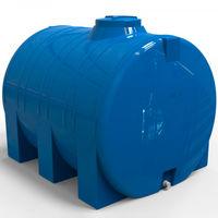 cumpără Rezervor apa 5000 L oriz.ov.(albastru) 250x171x180 în Chișinău