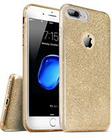 Fashion Case Rose Series Iphone 7 Sparkle, Gold