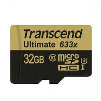 MicroSDcard Transcend Ultimate (TS32GUSDU3), 32 GB