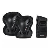 Защита для роликов в компл. Powerslide PS One Basic Adult Tri-Pack, 903258