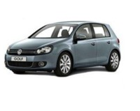 Ветровик Volkswagen Golf 6 с 2008 г.в 5d