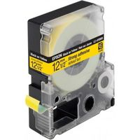 Tape Epson LC4YBW9, Strng adh Blk/Yell 12/9 C53S625409