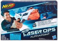 Laser blaster Ner Laser Ops Pro Alphapoint, cod 43461