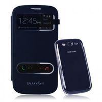 Чехол Flip Cover Samsung I9300 Galaxy S III Blue