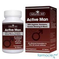 Active Men comp. N60 (Maca) Natures Aid