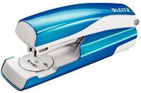 Leitz Степлер LEITZ 5502 24/6, 30 листов, синий