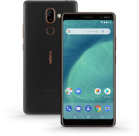 Nokia 7 Plus 4/64Gb Duos, Black