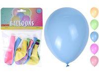 Набор шаров воздушных 10шт Macaron