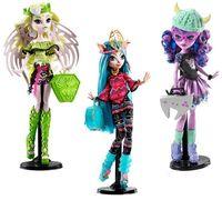 Fisher Price DJR52 Кукла Monster High