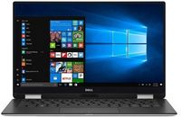 DELL XPS 13 2-in-1 Aluminium/Carbon (9365) Silver