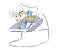 Электронные качели KinderKraft Minki мята