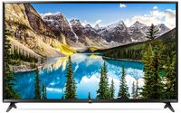 """65"""" LED TV LG 65UJ6307, Black (3840x2160 UHD, SMART TV, PMI 1600Hz, DVB-T/T2/C/S2) (65"""" Black, 4K 3840x2160, PMI 1600Hz, SMART TV (webOS 3.5), Active HDR10, 3 HDMI, 2 USB  (foto, audio, video), WiFi 802.11ac,, DVB-T2/C/S2, OSD Language: ENG, RU, RO, CI+ 1.3,  Speakers 2x10W, Ultra Surround, VESA 300x300, 22.5Kg)"""