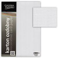 ARGO Картон GPAPIERU Checked A4, 230г/м2 белый