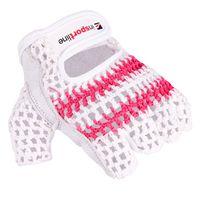 Перчатки для фитнеса женские (натур. кожа) XS inSPORTline Gufa 8948 (3663)