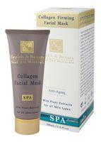 Коллагеновая укрепляющая маска для лица Health & Beauty 100 мл