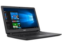 "ACER Aspire ES1-533 Black (NX.GFTEU.041) 15.6"" HD (Intel® Celeron® Dual Core N3350 2.40GHz, 4Gb RAM, 500Gb HDD, Intel® HD Graphics 500, w/oDVD, CR, WiFi-AC/BT, 3cell, 0.3MP, RUS, W10HE64, 2.4kg)"