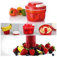 Блендер ручной для фруктов и овощей Speedy Chopper