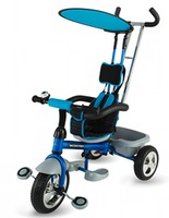 DHS Scooter Bike Blue