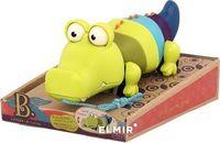 Battat игрушка каталка на веревочке крокодил