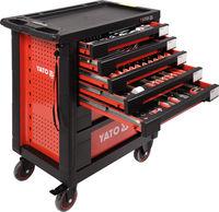 Ящик с инструментом Yato 211 единиц