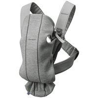 Анатомический рюкзак-кенгуру BabyBjorn Mini Light Grey
