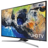 """""""58"""""""" LED TV Samsung UE58MU6192, Black (3840x2160 UHD, SMART TV, PQI 1300Hz, DVB-T/T2/C) (58"""""""" Flat 4K UHD 3840x2160, PQI 1300Hz, Smart TV (Tizen OS), 3 HDMI,  Wi-Fi,  2 USB  (foto, audio, video), DVB-T/T2/C, OSD Language: ENG, RO, Speakers 2x10W VESA 400x400, 25.7 kg )"""""""