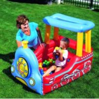 Bestway детский надувной паровозик ,  54Х39 cm