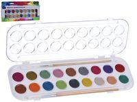Набор красок акварельных 18шт